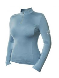 Equestrian Stockholm SS'20 UV protection Shirt Steel Blue