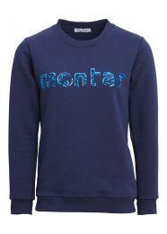 Montar Tania Sequin sweater