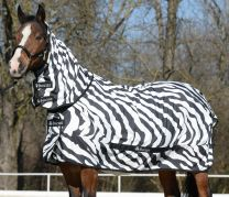 Bucas Sweet Itch Zebra Pony