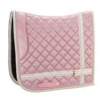 Lara Tweedie SS'21 The Bow Pink Champagne Saddlepad