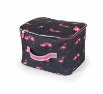 Shires Flamingo Helmetbag