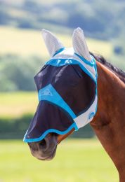 Shires flymask 3D Mesh with ears and nose