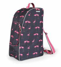 Shires Flamingo Boots and Helmet Bag