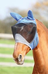 Shires Fly Mask Deluxe with ears