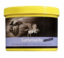 Bense & Eicke saddle soap with sponge 500ml