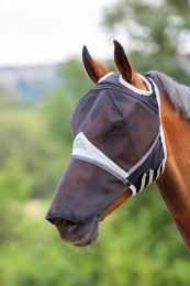 Shires Flymask without ears with nose