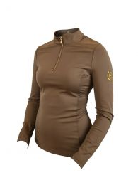 Equestrian Stockholm SS'21 Champagne Vision Top
