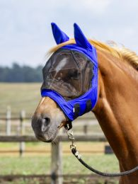 Busse Fly Mask Fly Buckler Gap Royal Blue