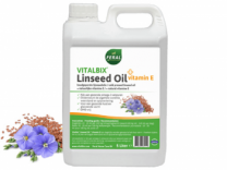 Vitalbix Linseed Oil + Vitamin E