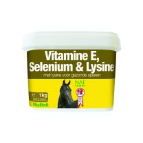 NAF Vitamin E and Selenium Plus