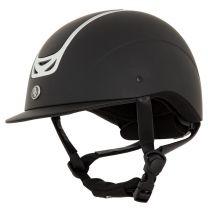 BR riding helmet Volta painted