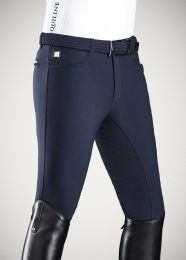 Equiline Mens Breeches Walnut