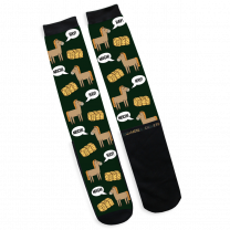 Dreamers & Schemers FW'20 What Does The Horse Say Socks