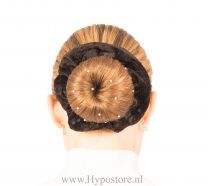 Nilette bun band black