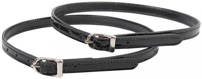 Harry/'s Horse Polka Dot Leather Spur Straps Harry/'s Horse