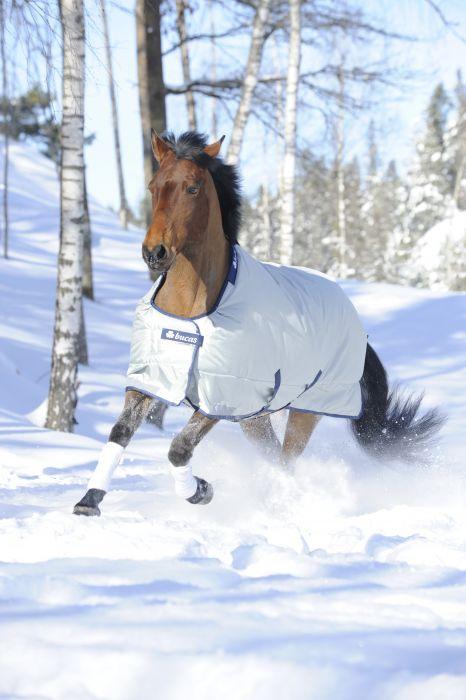 Bucas Power Turnout High NeckHorses /& Ponies