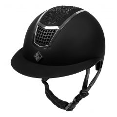 Fair Play Helmet Quantinum Wide Visor Black