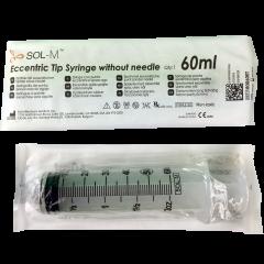 Sol-M Syringe without needle 60ml