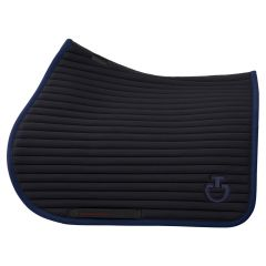 Cavalleria Toscana FW'21 Quilted Row Jersey Jumping Saddle Pad