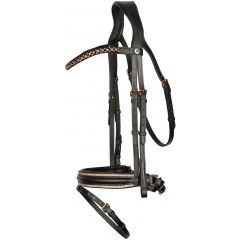Harry's Horse FW'21 Bridle Rosegold Royal