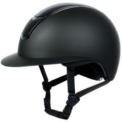 Harry's Horse Safety Helmet Mont Blanc Glossy