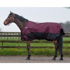 QHP FW'21 Rug turnout collection fleece
