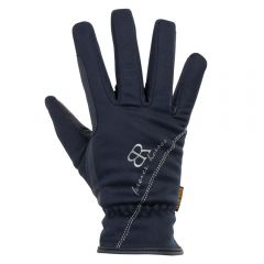 BR 4-EH kids riding gloves Nigella Navy