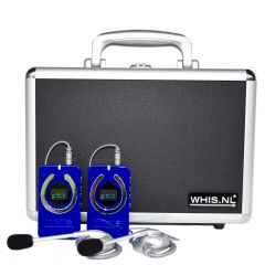WHIS Competition Blue