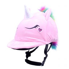 QHP helmet Cover Unicorn