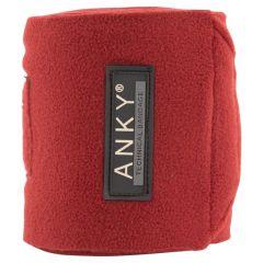 ANKY® FW'20 fleece bandages Chili Pepper