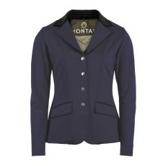 Montar Cherry Navy Pipe competition jacket