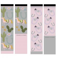 Dreamers & Schemers FW'20 Desert Rose 2-pack Socks