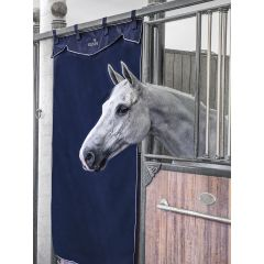 Equiline long stable curtain