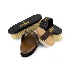 Mrs. Ros Set of 4 Grooming Brushes