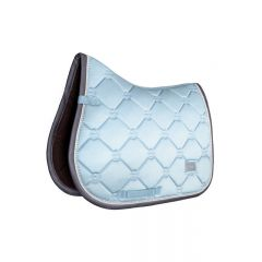 Equestrian Stockholm SS'21 Ice Blue jumping saddle pad