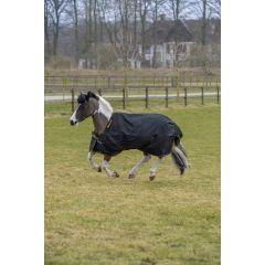 Bucas Irish Turnout Pony Light Black