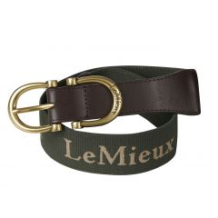 LeMieux FW'21 Elasticated Belt