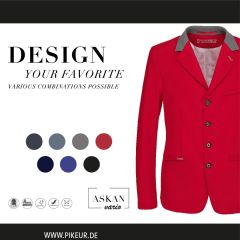 Pikeur Askan Vario Mens competition jacket Customize