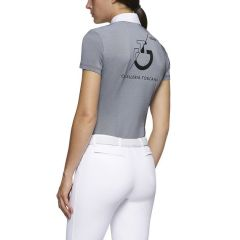 Cavalleria Toscana SS'21 CT Team S/S Competition Polo Ladies