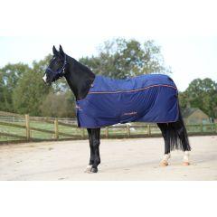 Bucas Recuptex Therapy Pony Navy / Orange