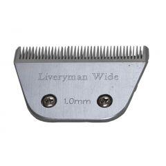 Liveryman Clipper Kare Pro 100 cutter & comb WF 1mm
