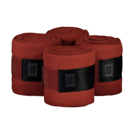 Equito Fleece Bandages Cinnamon Spice