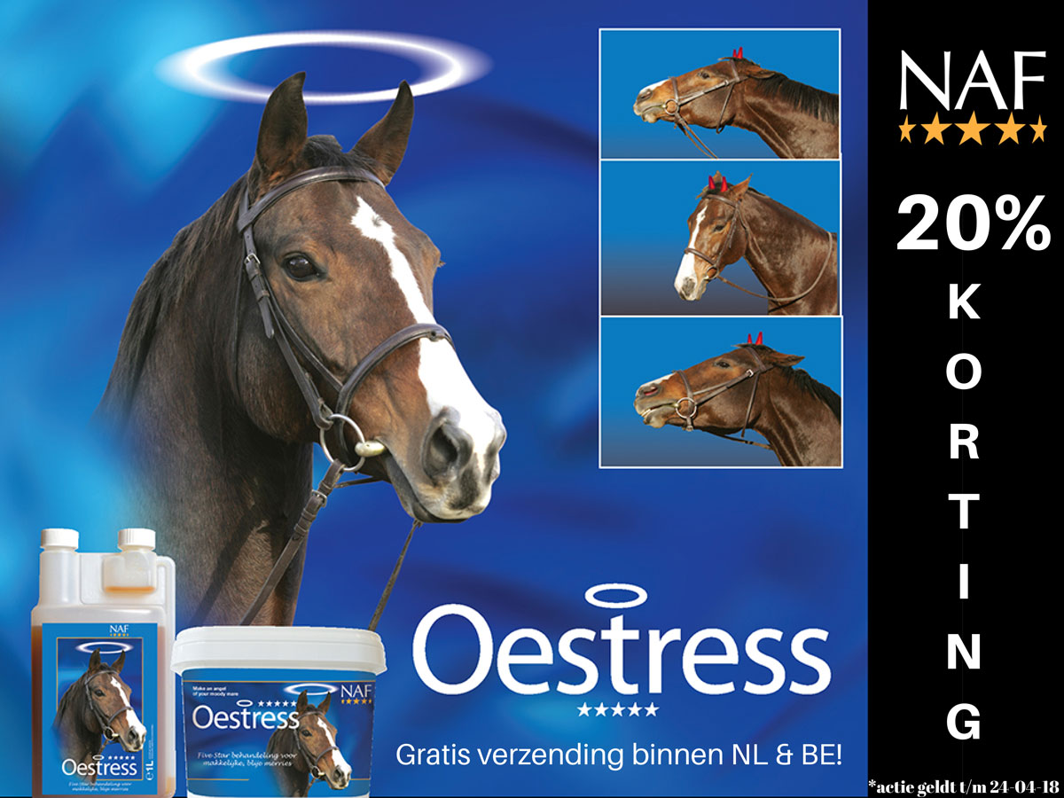 NAF Oestress 20% Discount!