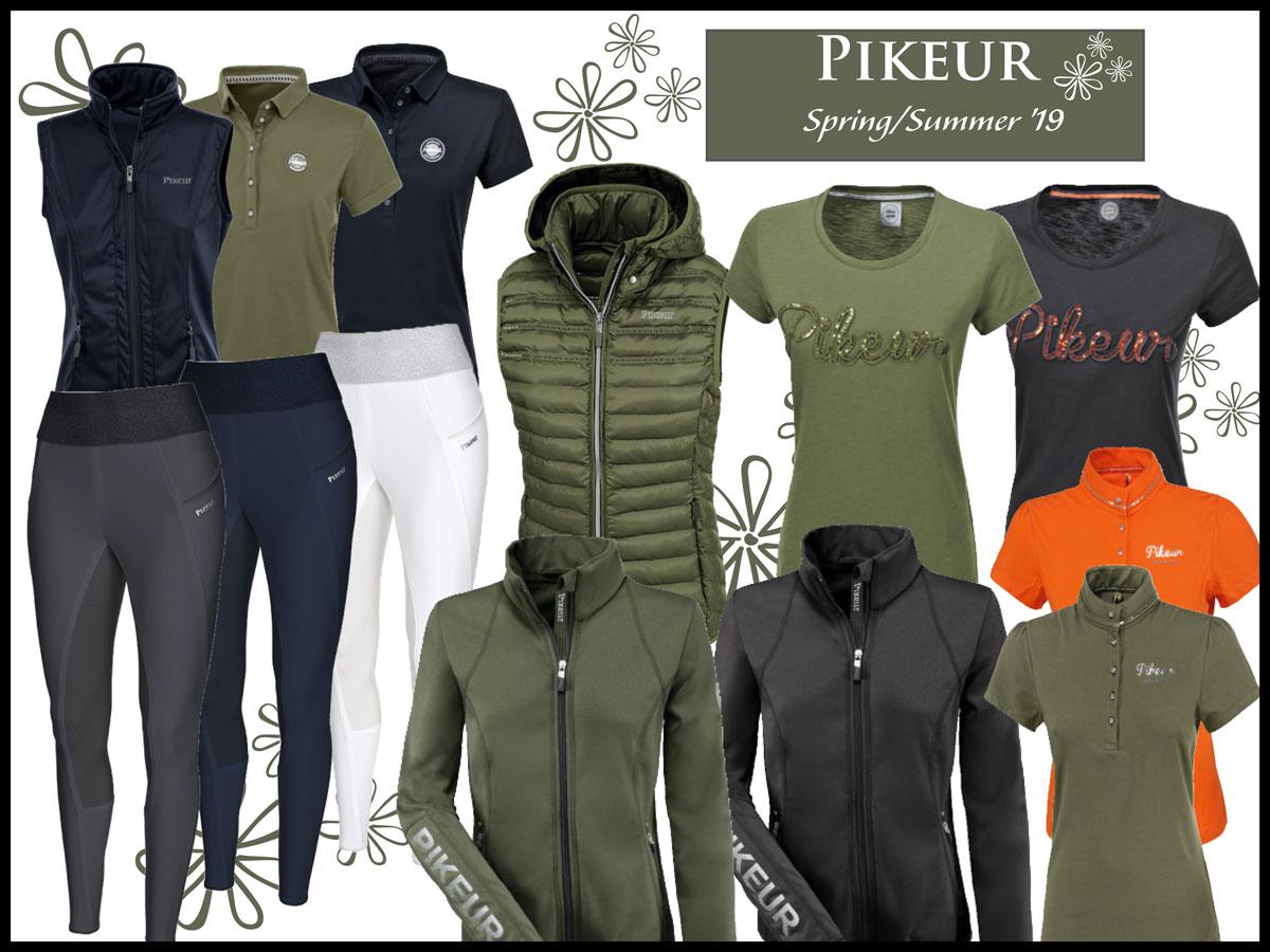 Pikeur Spring Summer 19