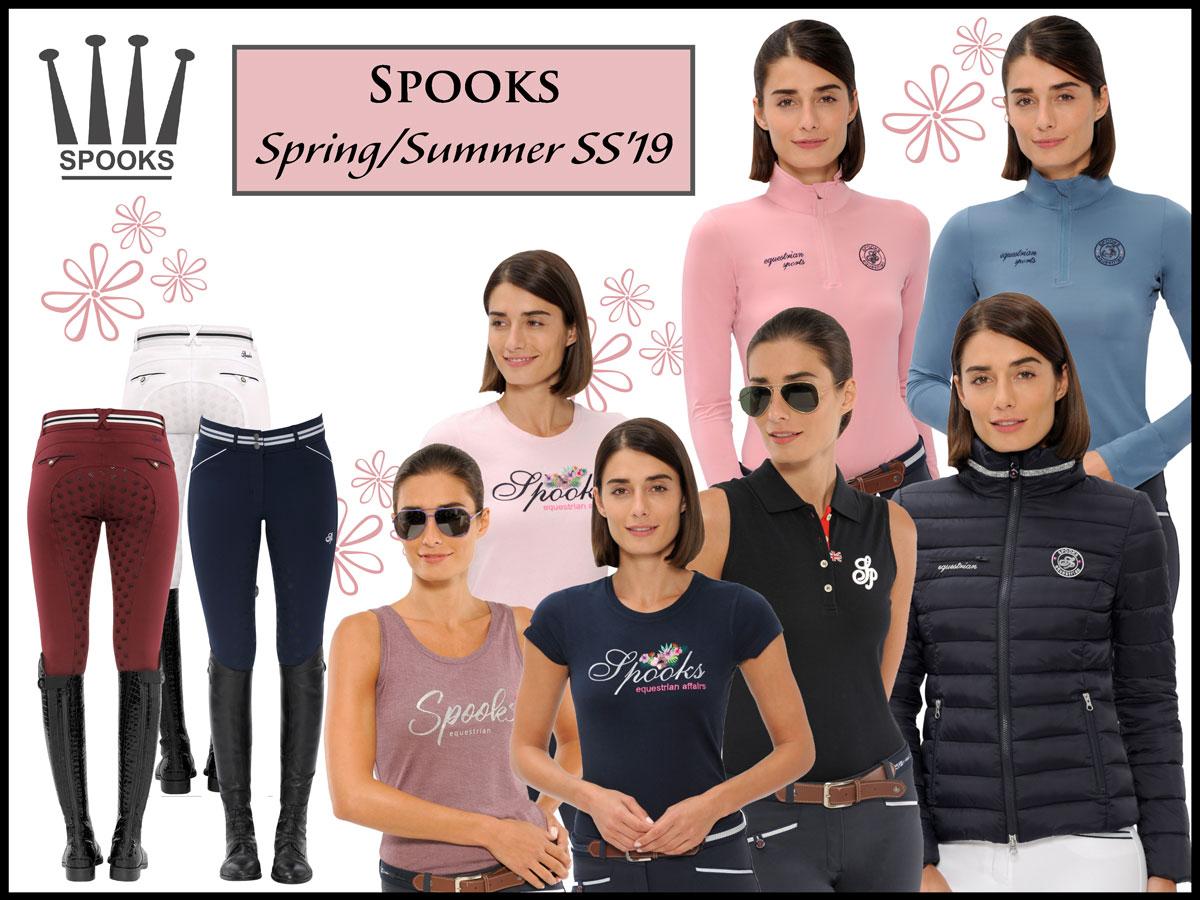 Spooks Spring/Summer '19