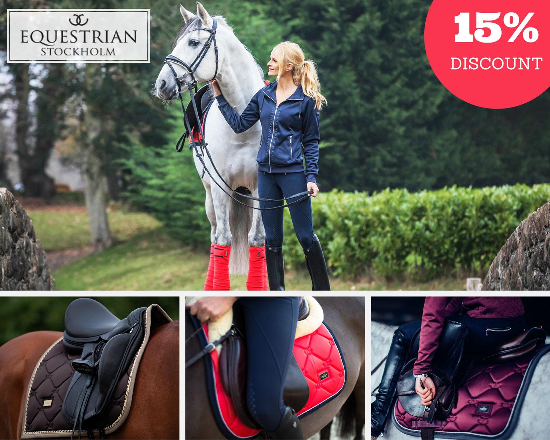 Equestrian Stockholm Discount