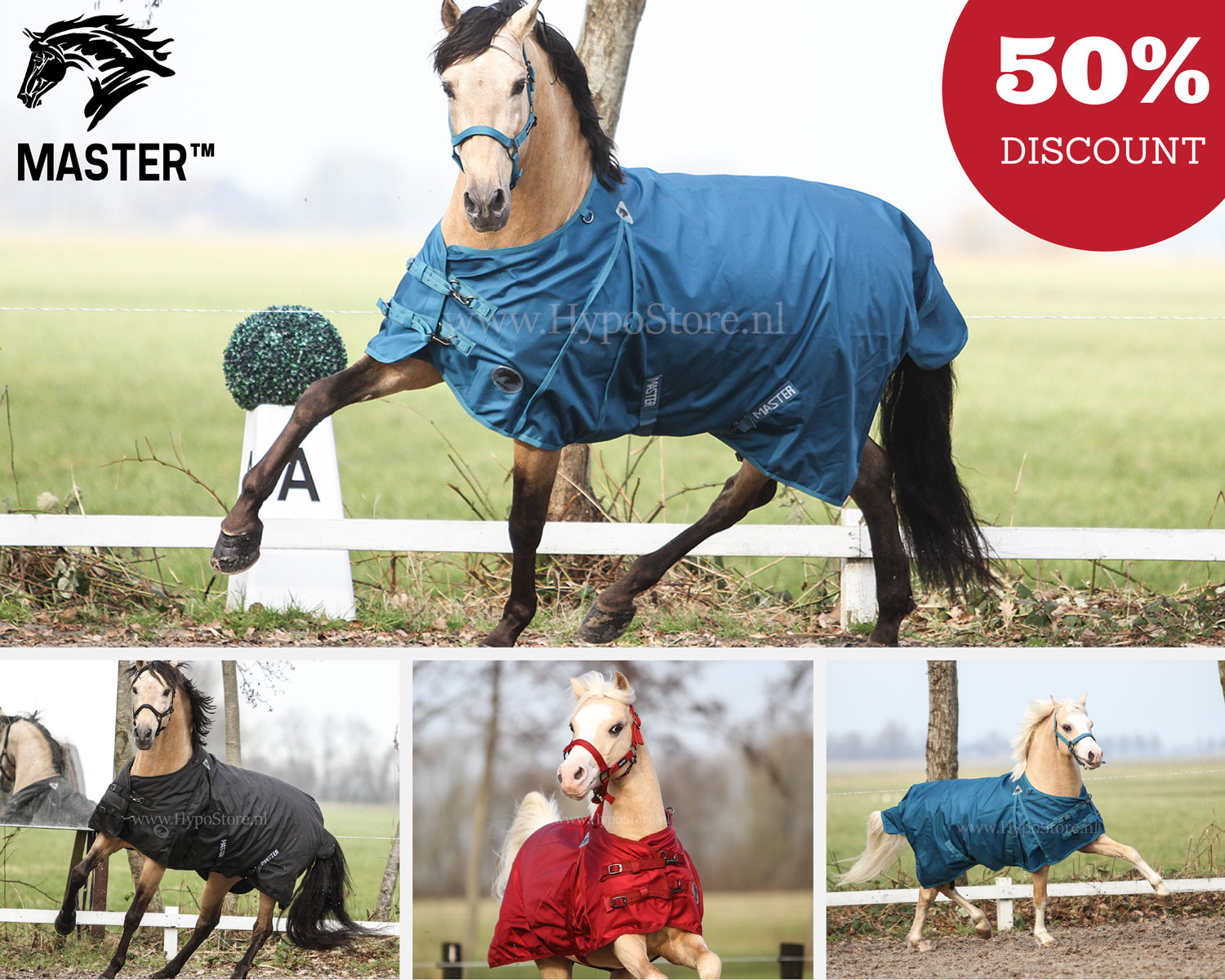 Master Horse Rugs