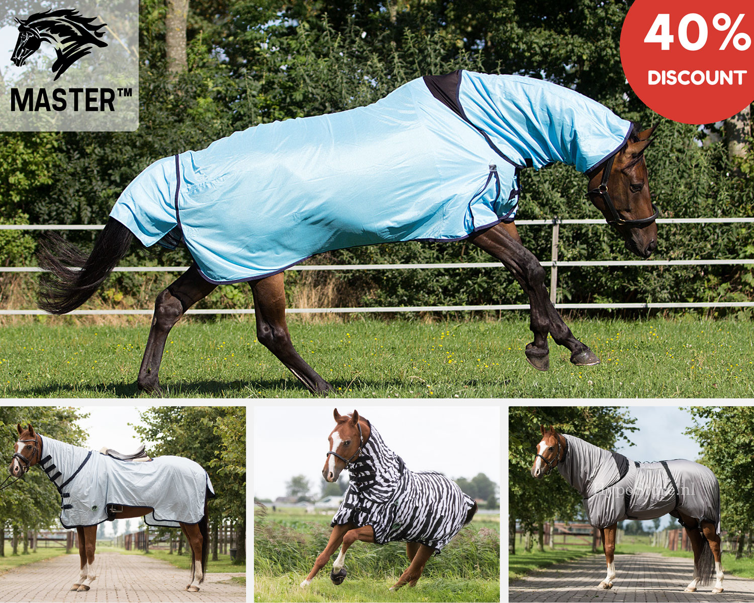 MASTER Fly Rugs