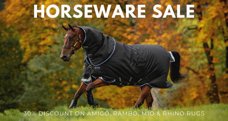 HORSEWARE SALE