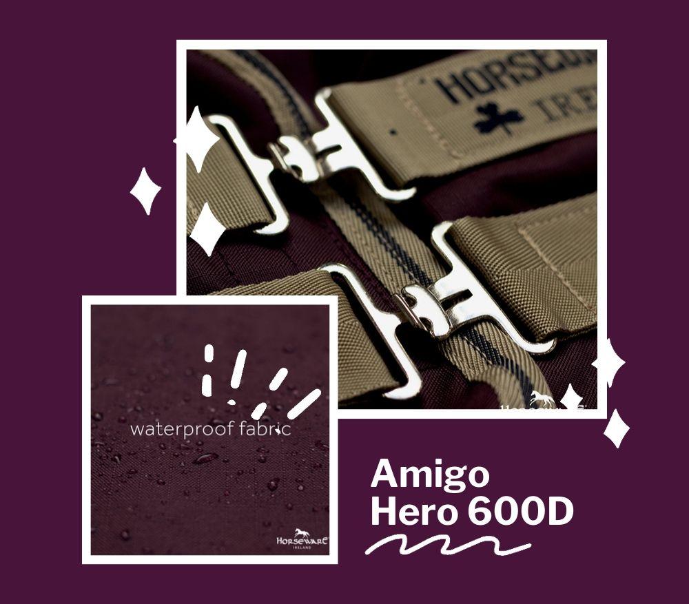 Amigo Hero 600D Ripstop